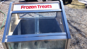 Vintage Ice Cream Freezer For Sale