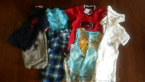 Boys summer clothes 12 months