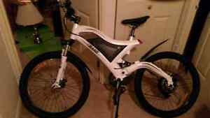 New mountain ebike for trade