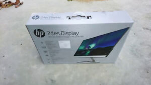 24 Inches hp 24er display monitor
