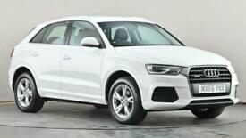 image for 2016 Audi Q3 2.0T FSI Quattro SE 5dr S Tronic Auto Estate petrol Automatic