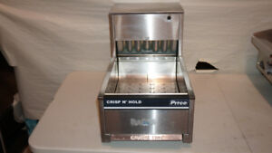 Pitco Crisp N' Hold PCC-14 PCC14 Fryer Countertop Food Station
