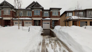 Spacious End Unit Townhome in Desirable Riverside South!