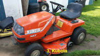 MORE lawn tractors ON SALE!!