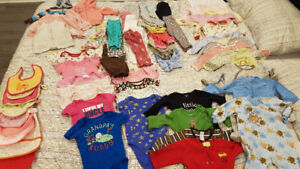 3-9 Months Infant Clothes and Shoes