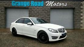2011 61 MERCEDES-BENZ C CLASS 2.1 C220 CDI BLUEEFFICIENCY AMG SPORT 4D AUTO 168