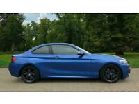BMW 2 Series M240i 3.0 335hp Auto with Rea Coupe Petrol Automatic