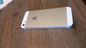 IPhone 5S Gold 16 GB Koodo/Telus