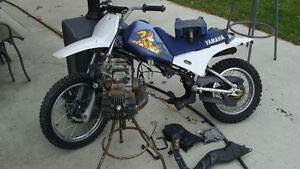 PW 80  FOR PARTS