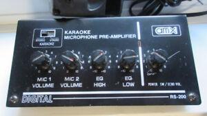 Mixeur AMX