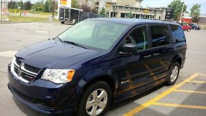 2013 Dodge Grand Caravan SE - WheelChair BRAUNABILITY