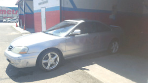 looking for 2001 acura cl parts