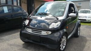2005 Smart Fortwo convertible diesel, deal du jour !