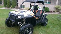 "2012 RZR 800 S LIMITED EDITION ""ORANGE MADNESS"""