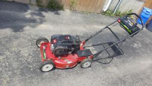 Toro self propel lawn mower