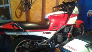 1986 Yamaha FJ 1200 For Sale in Barrie