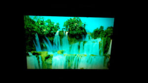 FOR SALE ( LIGHT UP WATERFALL PICTURE, WITH SOUND )