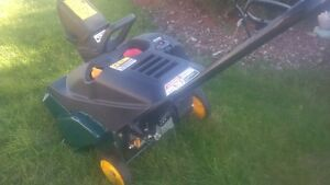 "YardMan MTD 21"" 179CC Snowblower Electric Start A1 London Ontario image 2"