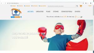 Site web E-commerce a vendre
