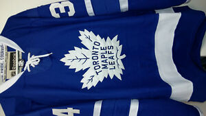 AUSTON Matthews Toronto Maple Leafs 3rd hockey jersey
