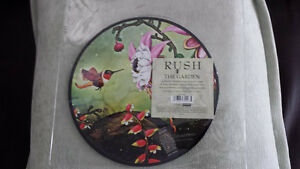 RUSH THE GARDEN PICTURE DISC VINYL ! BRAND NEW !