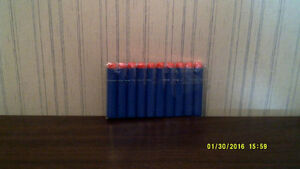 Nerf: compatible bullets 10 packs - NEW!!!