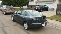 2008 Mazda 3 Sedan with Carproof Check may trade No rust
