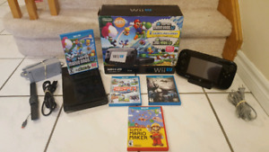 Complete Nintendo Wii U Bundle in Box