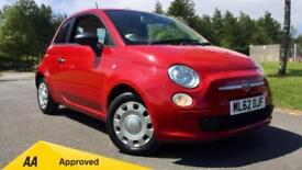 2012 Fiat 500 1.2 Pop (Start Stop) Manual Petrol Hatchback