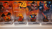 Wave 4 Amiibo's Separate or all together! Rare! Sold-Out!