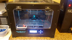 3d printer with upgrades