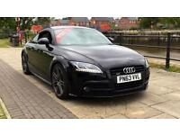 2013 Audi TT 2.0 TDI Quattro Black Edition Manual Diesel Coupe