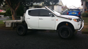 2008 Mitsubishi triton GLX-R manual
