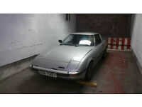 RX7 1983 series 2 12a complete barn find