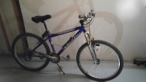 Kona mountain bike 14 inch frame?