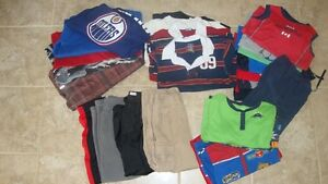 Boy's clothing package (for age 6/7)