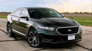 2014 Ford Taurus SHO Performance