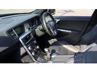 2016 Volvo V60 D3 (150) R DESIGN Lux Nav with Manual Diesel Estate