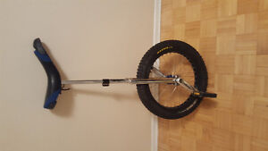 Kris holms fusion street unicycle