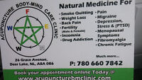 High Quality of Acupuncture Care Services