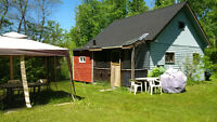 Cottage for Rent Waterfront Sudbury (Capreol)