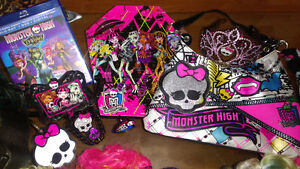 Monster High Collection - $80 or best offer
