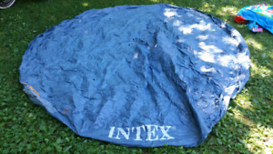 INTEX pool cover 11ft $25