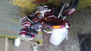 For sale 1982 Honda Goldwing. 73000 kms $2000 ono