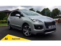 2016 Peugeot 3008 1.6 BlueHDi 120 Allure 5dr Manual Diesel Estate