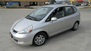 2007 Honda Fit ,Only110000km, Super gas saver, warranty availabl