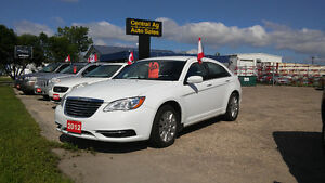 2012 Chrysler 200  LX   Low Kms   $7997 + Taxes  Ph.204-339-1585