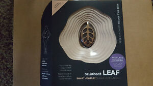 Leaf fitness tracker