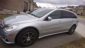 2008 Mercedes-Benz R-Class SUV, Crossover DIESEL 11500 OBO