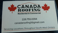 CANADA ROOFING...